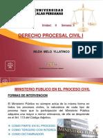 Derecho Procesal Civil 1 Semana 3 (Parte 2)