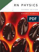 Harris Randy Modern Physics 2e PDF