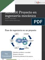 teoria de proyectos ingenieria y planos