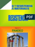 Estatica y resistencia de los materiales