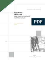 x Ecuentro Empresarial Sobre Politica Economica y Empresa Familiar