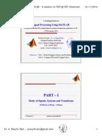 MATLAB_SignalProcessing