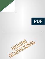 Diapositivas de La Higiene Ocupacional