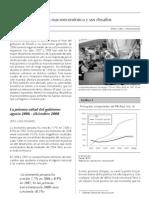 La politica macroeconómica y sus desafíos