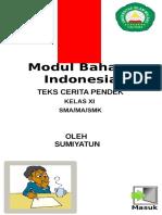 Modul Bahasa Indonesia