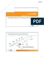 Termination SC LightCrip Plus Connector [Compatibility Mode]