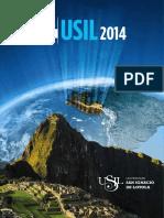 Catalogo Academico USIL 2014