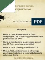 Cultura y Personalidad 2015