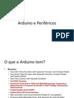 Arduino e Periféricos