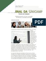 Jornal Unicamp - Prof. Ms. Regiane Agrella