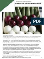 15/10/16 Sonora Destaca en El Sector Alimentario Nacional e Internacional - Información Total