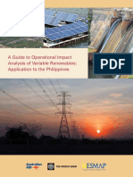 VRE Final Report a Guide to Operational Impact