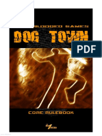 Dog Town Core Rules
