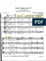Premier Quatuor - Score000