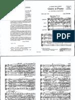 Rivier - Grave Et Presto - Score