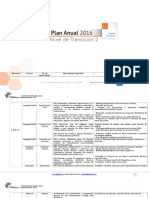Planificacion Anual Lenguaje Nt2 2016