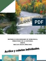 ACRILICOS Y CUBETAS Laboratorio Dental