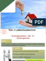 13. Nic-17 Arrendamientos