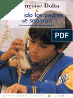 Cuando los padres se separan [Françoise Dolto].pdf