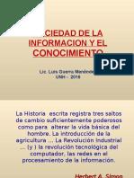 Sociedad de La Informacion GOB ELECTRO 2016