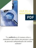 Informe de Auditoria 1