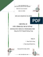 Nhóm 12 Quản trị rủi ro tài chính Cao học K25 thứ 4 - Chương 19.docx