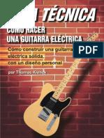 Hacer Una Guitarra
