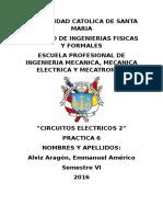 Practica 06 Electricos
