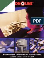 Econoline Sandblasting Catalog