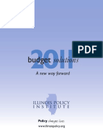 Budget Solutions 2011