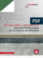 2014-06 DELTABLOC Sistemas Prefabricados de Contención de Vehículos