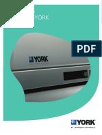 58494999 Catalogo de Produtos Mini Splits YORK 2010