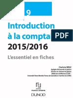 Charlotte Disle-DCG 9 - Introduction à La Comptabilité 2015_2016_ L'Essentiel en Fiches-Dunod (2015)