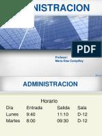 Administración 129137
