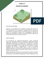 definiciones de hidrologia