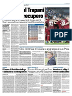 TuttoSport 18-10-2016 - Calcio Lega Pro