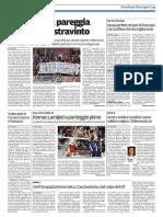 Il Tirreno Pontedera 18-10-2016 - Calcio Lega Pro