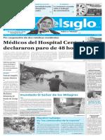 Edición Impresa El Siglo 18-10-2016