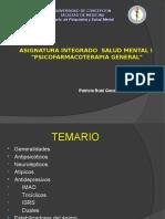 Psicofarmacoterapia General 2015
