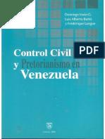 Autoritarismo y Democracia (Capítulo Luis Alberto Buttó)