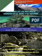 Introducción - Agua Perú y Su Gestión