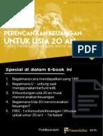 Perencanaan Keuangan Untuk Usia 20an