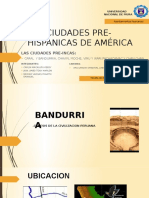 ciudades pre incas en america