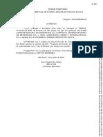 Acordão Paulo Roberto Gayvota
