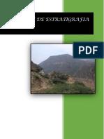 Informe de Estratigrafia