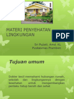 Materi Penyehatan Lingkungankader Tiwisada