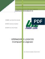 Compuertas Logicas de Electronica - Perales