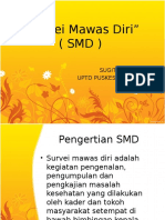 Ppt Survey Mawas Diri