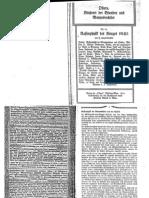 Liebenfels, Joerg Lanz Von - Ostara Nr. 79 - Rassenphysik Des Krieges 1914-15 (1915, 12 Doppels., Scan, Fraktur)