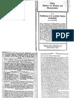 Liebenfels Joerg Lanz Von - Ostara Nr. 80 - Einfuehrung in Die Praktische Rassenmetaphysik (1915, 10 Doppels., Scan, Fraktur)